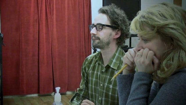"""""""How to Speak English"""" - First Rehearsal - The Genius Project: Mary Shelley"""