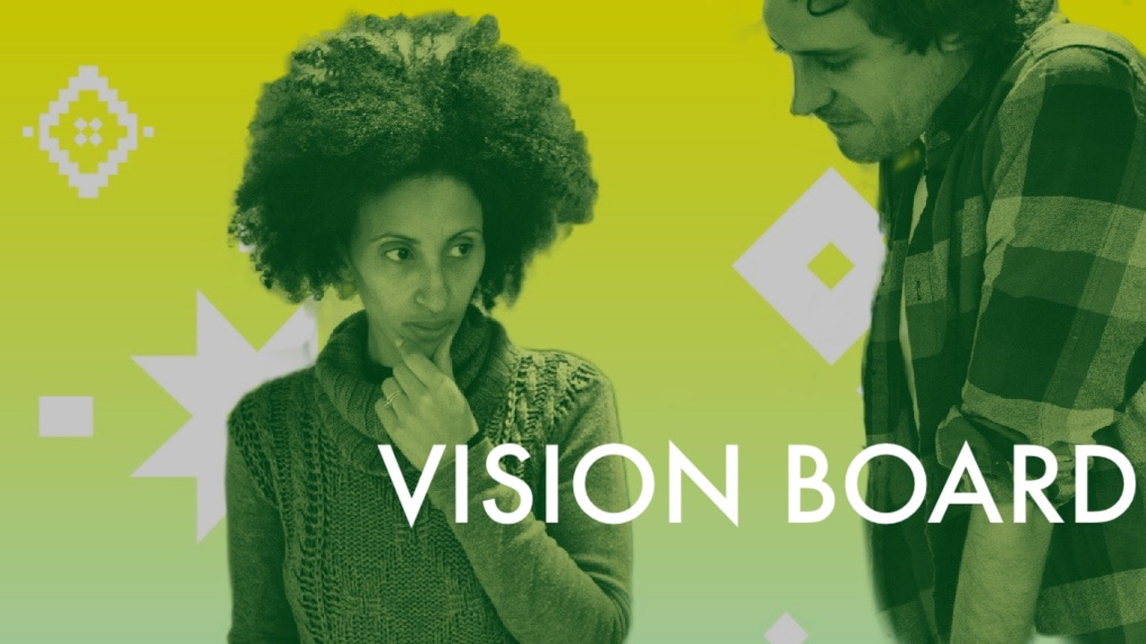 Vision Board - Behind-the-Scenes