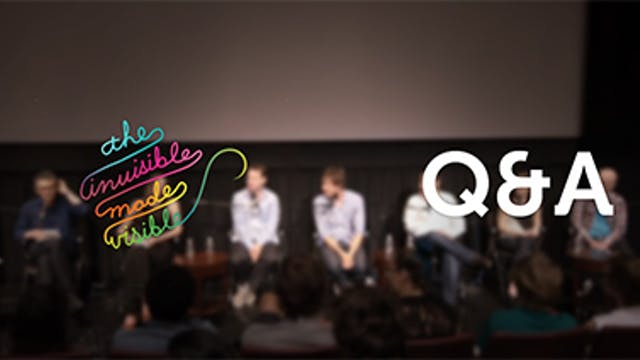 The Invisible Made Visible Q&A