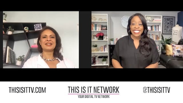 Gina Hardy on This is it TV