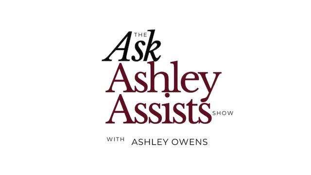 Ask Ashley - Navigating the Virtual Space