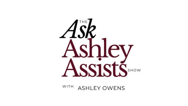Ask Ashley - Productivity