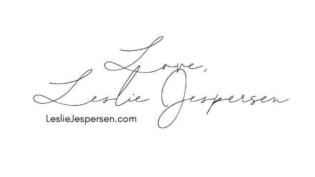 Love, Leslie Jespersen