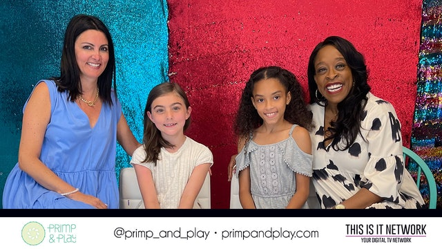 Primp & Play Convo: Parent Child Experience
