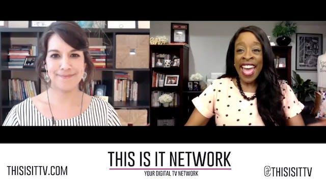 Dr. Amanda Barrientez on This is it TV