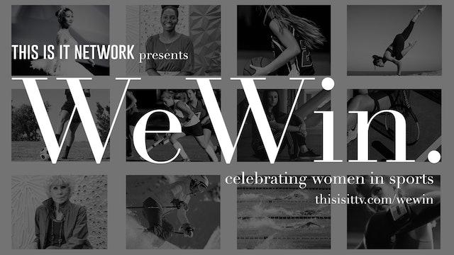 Join Us. Celebrating Women in Sports.