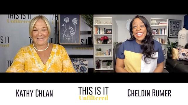 #ThisisitUnfiltered with Kathy Chlan and Cheldin Barlatt Rumer