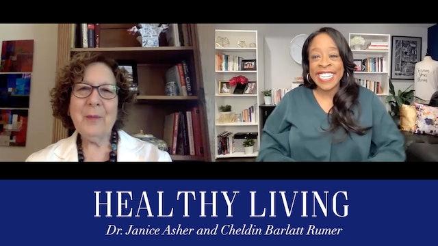 Healthy Living with Dr. Janice Asher & Cheldin Barlatt Rumer: Take the Risk