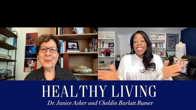 Healthy Living with Dr, Janice Asher