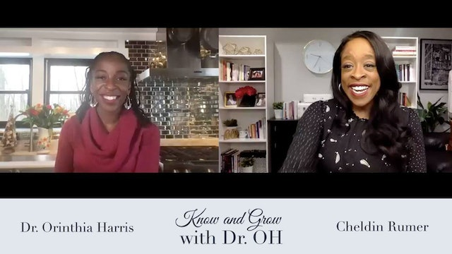 Know & Grow with Dr.OH: Black History Month