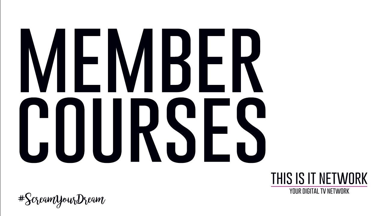 Member Courses