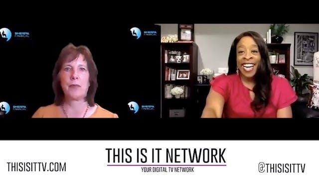 Liz Herman on This is it TV