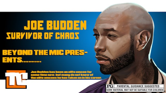 Joe Budden Survivor of Chaos
