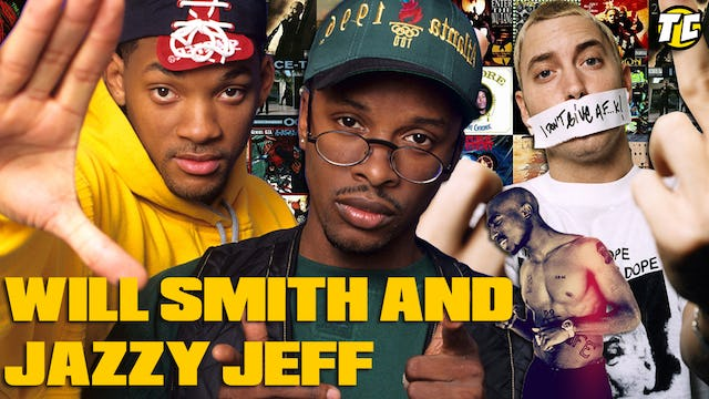 Will Smith Disrespected Legend, Eminem Diss and Repackaged Hip Hop