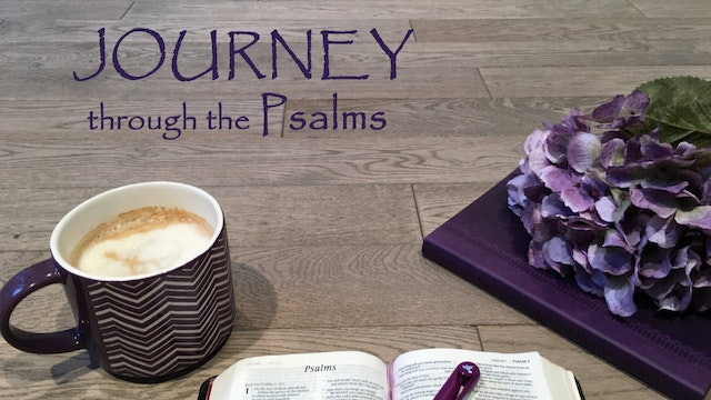 A Journey Through Psalms
