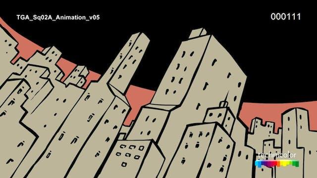 Animation under Mubarak