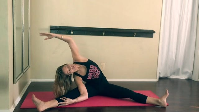 Flexibility Training 1- 20 Minutes
