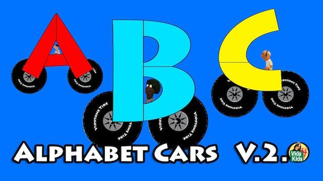 Alphabet Cars V2