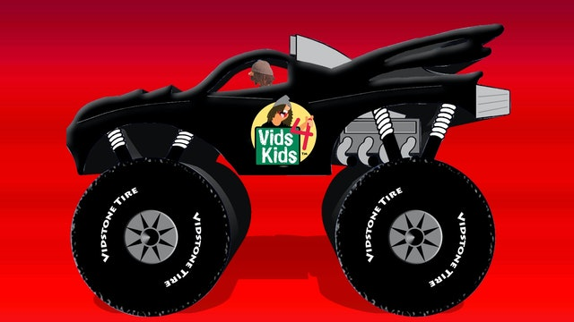 Kids Trucks Trailer 2