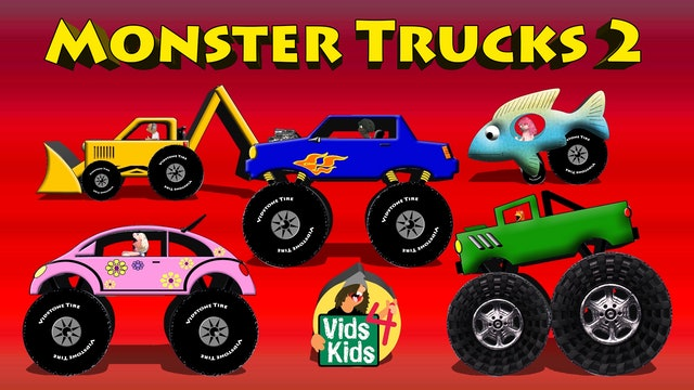 Buy or Rent Monster Trucks 2 - 60 Minutes