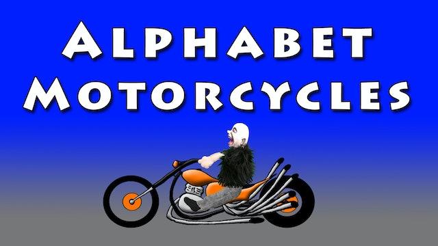 Alphabet Motorcycles