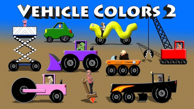 Vehicle Colors 2