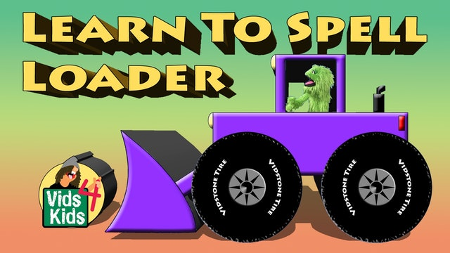 Learn to Spell Loader