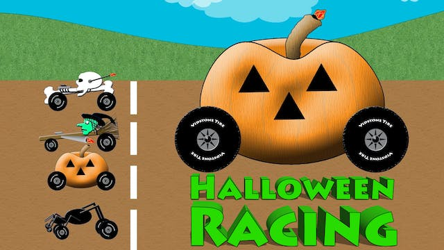 Halloween Racing