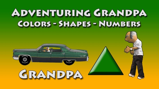 Adventuring Grandpa