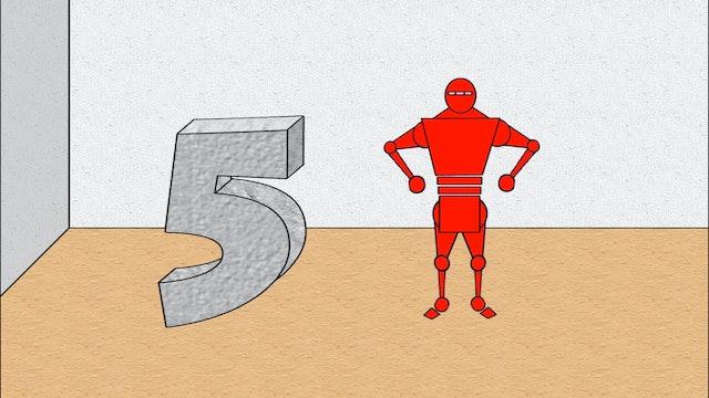Ninja Numbers