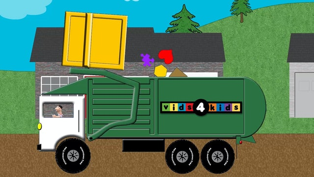 Garbage Truck Song Promo