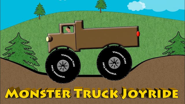 Monster Truck Joyride