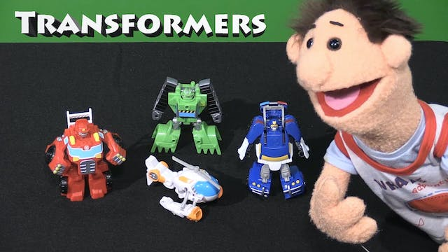 Timmy's Transformers