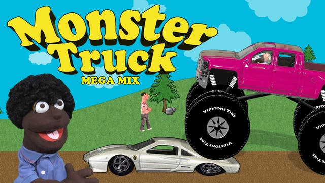 Monster Truck Mega Mix