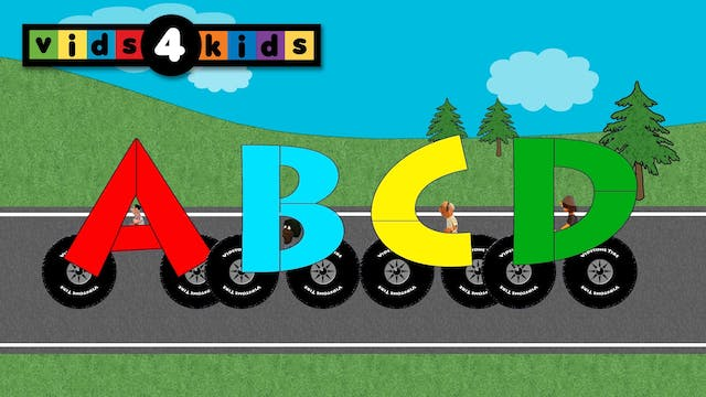 Alphabet Song Timmy Style Promo