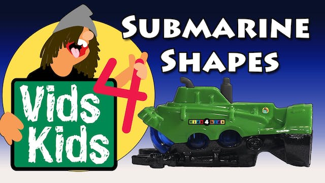 Submarine Shapes