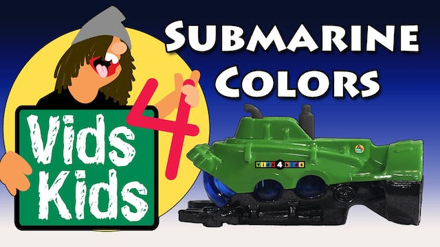 Submarine Colors