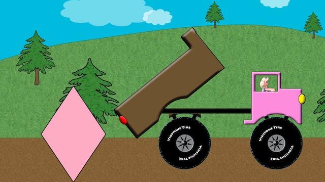 Dump Truck Shapes