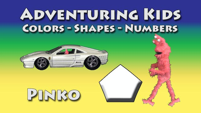 Adventuring Kids Pinko