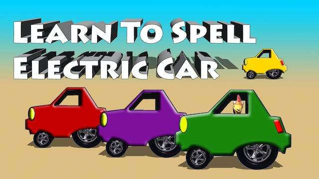 Spell Electric Car