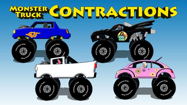 Monster Truck Contractions