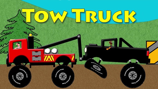 Tow Truck Colors
