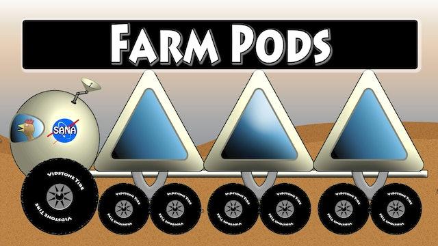 Spell the Mars Pods Part 2
