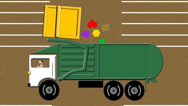 Garbage Truck 3