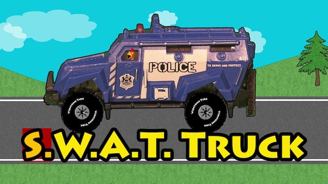 Spell Law Enforcement Vehicles