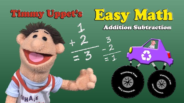 Timmy Uppet's Easy Math