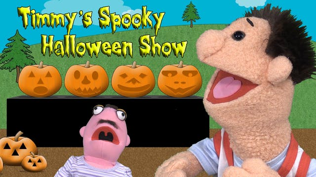 Timmy's Spooky Halloween Show