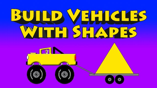 Build Vehicles With Shapes