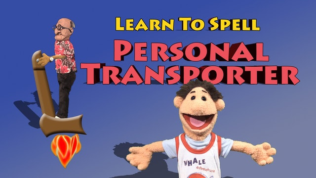 Spell Personal Transporter