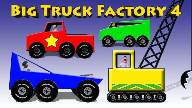 Big Truck Factory 4